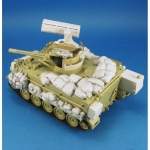 IDF Machbet Conversion Set w. Sandbag Armor - Legend 1/35