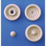 M60 Tank Wheel Set (M48 Type) - Legend 1/35