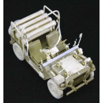 IDF M151 A2 OREV Missile Carrier (late) Conversion Set -...