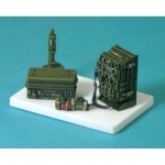 BC1306 Radio Set (for Vehicles/2ea) - Legend 1/35