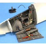 He-162 Cockpit Set (for Revell) - Legend 1/32