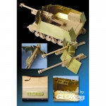 Armour/parts for 39(H)105mm LeFH18/ Panzerjaeger 39(H)...