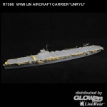WWII IJN Aircraft Carrier Unryu