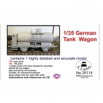 German Tank Wagon - LZ Models 1/35