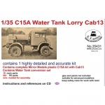 CMP C15A Water Tank Lorry, Cab 13 - LZ Models 1/35
