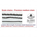 Scale Chains (medium) - LZ Models 1/35