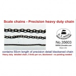 Scale Chains (heavy) - LZ Models 1/35