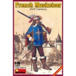 French Musketeer XVII. Jh. - MiniArt 1/16