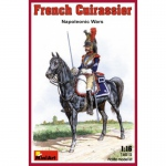 French Cuirassier (Nap. Wars) - MiniArt 1/16