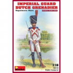Imperial Guard Dutch Grenadier (Napoleonic Wars) -...