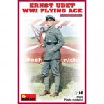 Ernst Udet (WWI Flying Ace) - MiniArt 1/16