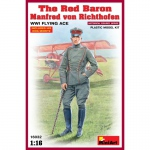 The Red Baron, Manfred von Richthofen - MiniArt 1/16