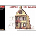 Austrian City Building - MiniArt 1/35