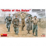 Battle of the Bulge (Ardennes 1944) - MiniArt 1/35