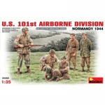 U.S. 101st Airborne Division (Normandy 1944) - MiniArt 1/35
