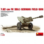 7,62 cm FK 39(r) German Field Gun - MiniArt 1/35