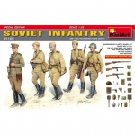 Soviet Infantry (Special Edition) - MiniArt 1/35