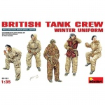 British Tank Crew (Winter Uniform) - MiniArt 1/35