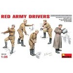 Red Army Drivers - MiniArt 1/35