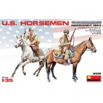 U.S. Horsemen (Normandy 1944) - MiniArt 1/35