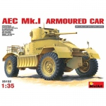 AEC Mk.I Armoured Car - MiniArt 1/35