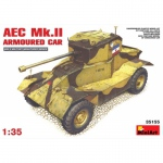 AEC Mk.II Armoured Car - MiniArt 1/35