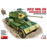 AEC Mk.III Armoured Car - MiniArt 1/35
