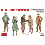 U.S. Officers - MiniArt 1/35