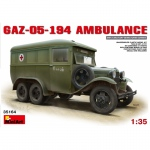 GAZ-05-194 Ambulance - MiniArt 1/35