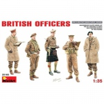 British Officers - MiniArt 1/35