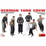 German Tank Crew - MiniArt 1/35