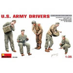 U.S. Army Drivers - MiniArt 1/35