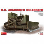 U.S. Armoured Bulldozer - MiniArt 1/35
