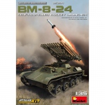BM-8-24 Self-Propelled Rocket Launcher (Interior Kit) -...