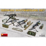 German Machineguns Set - MiniArt 1/35