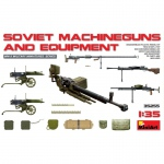 Soviet Machineguns and Equipment - MiniArt 1/35