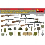 Soviet Infantry Automatic Weapons & Equipment (Special...