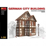 German City Building - MiniArt 1/35