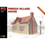 French Village House - MiniArt 1/35