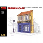 French Cafe - MiniArt 1/35