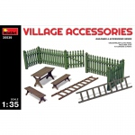 Village Accessories - MiniArt 1/35