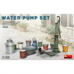 Water Pump Set - MiniArt 1/35