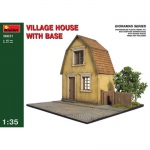 Village House w. Base - MiniArt 1/35