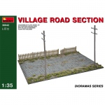 Village Road Section - MiniArt 1/35