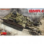 BMR-1 late Mod. with KMT-7 - MiniArt 1/35