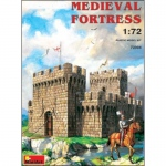 Medieval Fortress - MiniArt 1/72