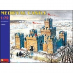 Medieval Castle XII - XV. Jh. - MiniArt 1/72