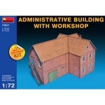 Administrative Building with Workshop - MiniArt 1/72