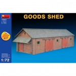 Goods Shed - MiniArt 1/72