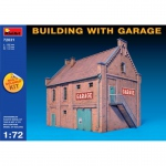 Building with Garage - MiniArt 1/72